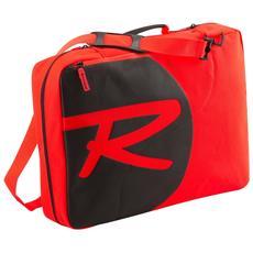 7f2b48f1f0 ROSSIGNOL - Sacca Porta Scarponi Hero Dual Boot Bag - 1 Pair Red-black