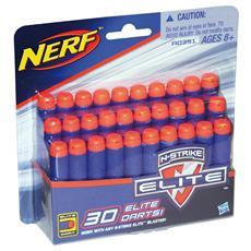 Nerf Elite - Ricarica 30 Dardi