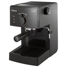 Poemia Macchina Da Caffè Manuale Potenza 950 Watt Capacità 1.25 Litri Colore Nero