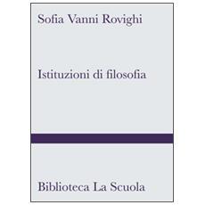 Istituzioni di filosofia