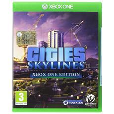 XONE - Cities Skylines
