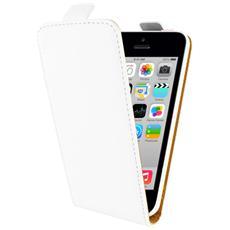 FLIP131W Custodia a libro Bianco custodia per cellulare