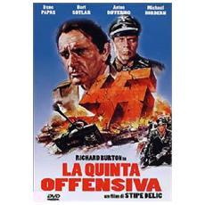 Dvd Quinta Offensiva (la)