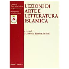 Lezioni di arte e letteratura islamica