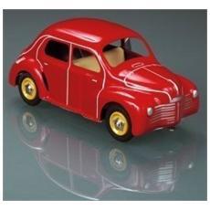 513233 Renault 4cv Rouge 'cij' Modellino