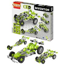 Inventor Cars Models 16 In Uno Inventor Gioco Di Costruzioni 03783