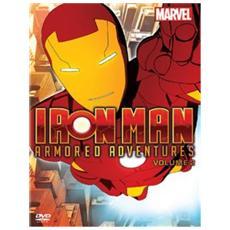 Dvd Iron Man Armored Adv. - Stag. 01 #02