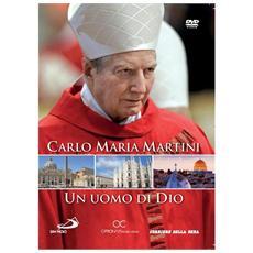 Dvd Carlo Maria Martini - Un Uomo Di Dio