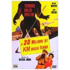 Dvd A 30 Milioni Di Km Dalla Terra