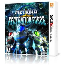 N3DS - Metroid Prime Federation Force
