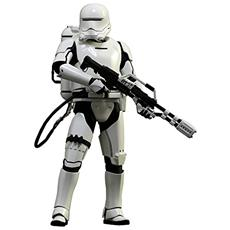 Figura Star Wars Episode Vii Movie Masterpiece Action Figure 1/6 First Order Flametrooper 30 Cm