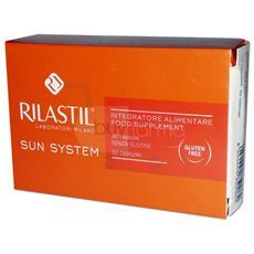 Rilastil Sun System - Integratore Alimentare Per L'esposizione Solare - 30 Cps