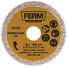 Disco Da Taglio Diamantato In Acciaio Csa1033