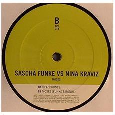 Funke Sascha Vs Nina Kra - Moses / Headphones