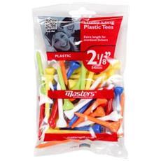 Plastic Tees 2 3/4 Orange Pack 30 Master