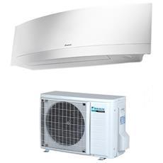 Condizionatore Fisso Monosplit 2478 7682-15030 Emura Potenza 7000 BTU / H Classe A+++ / A++ Inverter e Wi-Fi