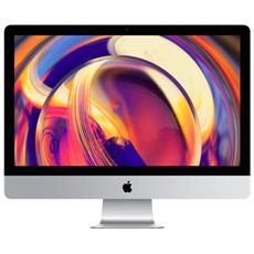 """iMac Monitor 27"""" Retina 5K Intel Core i5 Hexa Core 3.7 GHz Ram 8GB Hard Disk 2TB AMD Radeon Pro 580X 8GB 4xUSB 3.0 2xThunderbolt 3 MacOS Mojave 2019"""