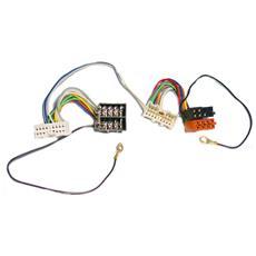 ISO2CAR Mute-Adapter Mitsubishi / Pajero cavo di interfaccia e adattatore