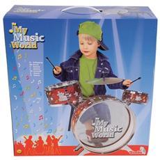 My Music World Batteria Classica 39858