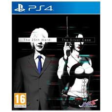 PS4 - The 25th Ward: The Silver Case