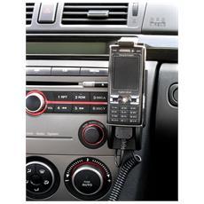 hotdock SON2, Auto, Telefono cellulare, Accendisigari, Nero, Sony Ericsson