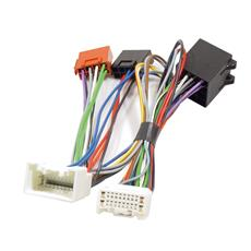 ISO2CAR Mute-Adapter Mitsubishi Outlander 2007 cavo di interfaccia e adattatore
