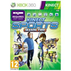 X360 - Kinect Sports Stagione 2 (Software per Kinect)