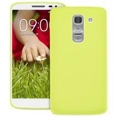 Custodia UltrA-Slim ''0.3'' Lg G2 Mini Verde Lime W / screen Protector