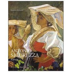 Antonio Sicurezza. Ritratti