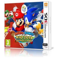 N3DS - Mario & Sonic Ai Giochi Olimpici di Rio