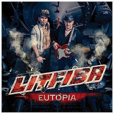 Litfiba - Eutopia (2 Lp)
