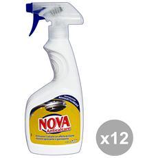 Set 12 Nova Anticalcare Trigger Floreale 500 Ml. Detergenti Casa