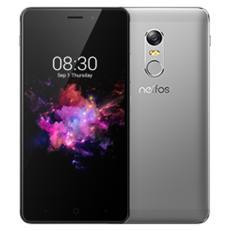 "Neffos X1 Grigio 16 GB 4G / LTE Dual Sim Display 5"" HD Slot Micro SD Fotocamera 13 Mpx Android Italia"