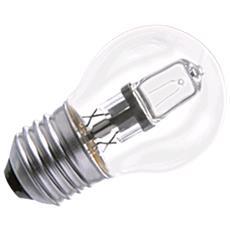Lampada Sfera Alogena 42w E27