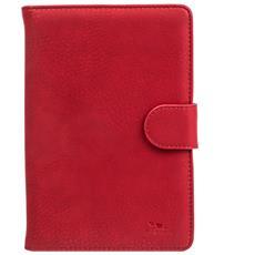 """Custodia Tablet Orly Fino a 10.1"""" Colore Rosso"""