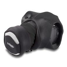 Custodia per Fotocamera Digitale in Lycra Nera MW GW-SLR BK 70