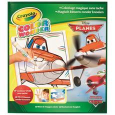 Color Wonder - Coloring book - Planes 18p, Libro / album da colorare, Ragazzo, Disney Planes, Blade Ranger, Dusty, Dipper