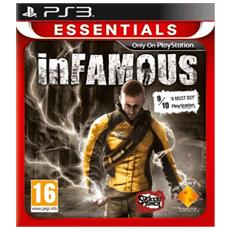 PS3 - Essentials Infamous