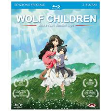 Wolf Children - Ame E Yuki I Bambini Lupo (SE) (2 Blu-Ray)