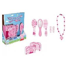 Set bellezza Peppa Pig con astuccio e accessori