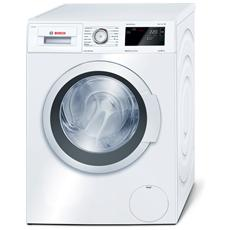 BOSCH - Lavatrice a Carica Frontale Bianco 9 kg A+++ 152 kwh / anno 1200 giri / min WAT24609IT