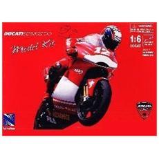 49015 Dc Ducati Desmosedici Bayliss '12' Modellino