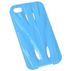 Iphone 4 / 4s Legendary Dragon Case Azzurro