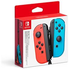 Switch Set 2 Joy-Con Rosso Blu