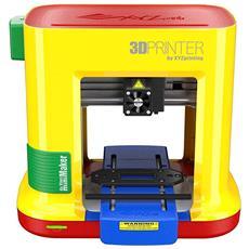 Stampante da Vinci Minimaker 3D Colore Gialo