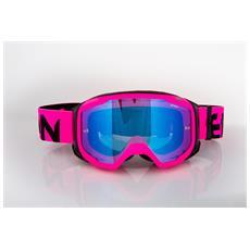 Maschera Gp Pink / nero