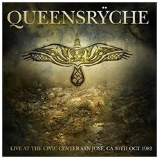 Queensryche - Live At The Civic Center San Jose, Ca 30Th Oct 1983 (180gr)