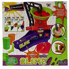 NCE47005 La Fabbrica dello Slime