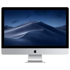 "iMac Monitor 27"" Retina 5K Ultra HD Intel Core i5 3.1 GHz Ram 8GB Fusion Drive 1TB AMD Radeon Pro 575X 4GB 4xUSB 3.0 MacOS Mojave 10.14 2019"
