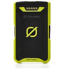 Venture 70 Ioni di Litio 17700mAh Nero, Verde batteria portatile